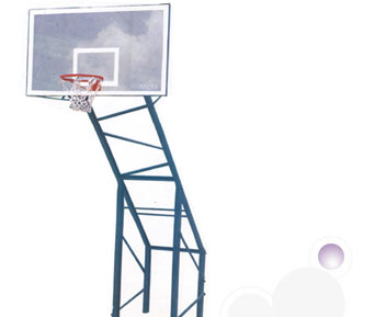 Basketball Four Pillar Umbrella System
