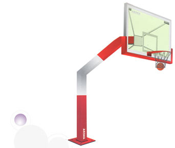 Basketball Rectangular Umbrella System