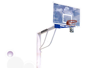Basketball 8 PIPE UMBRELLA SYSTEM