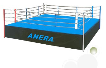 Boxing Ring & Equipment