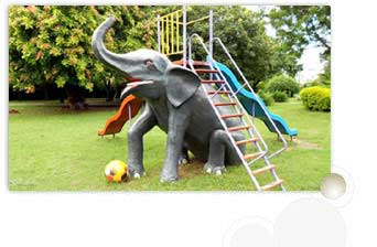 Elephant Multiaction Play System