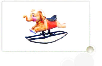 Elephant Rider Toy for Kids