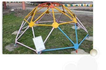 Geodesic Dome Equipment